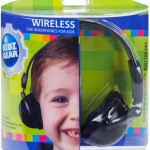 Kidz Gear wireless car headphones debut