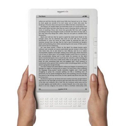 Amazon sold more Kindle books than physical books this