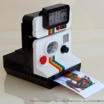 Lego Polaroid Camera