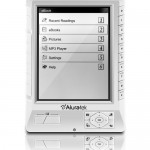 Aluratek's $179 Libre eBook reader