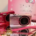 Hello Kitty 12.1 megapixel camera