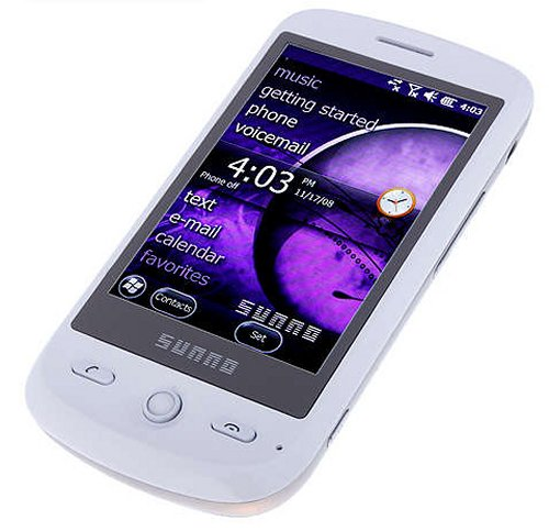 MyTouch 3G clone runs Windows Mobile 6.5