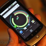 Nexus One gets some hands on time