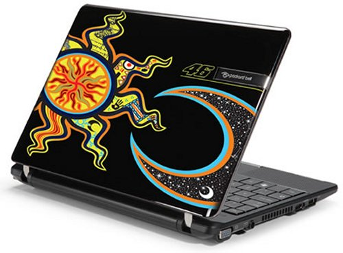 Packard Bells Valentino Rossi edition laptops