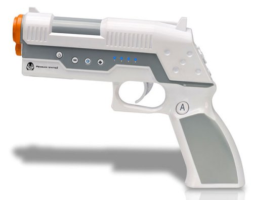 Penguin United Crossfire: How Wii guns should be made