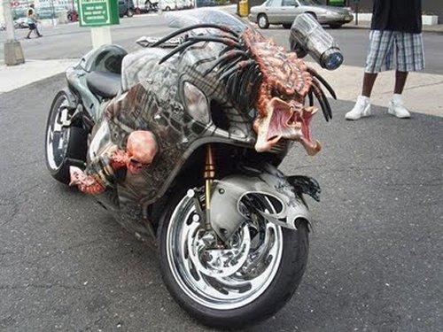 Predator Motorcycle