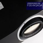 Projectiondesign unveils F35 projector with 2560 x 1600 resolution