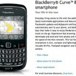 BlackBerry Curve 8530 available on Sprint