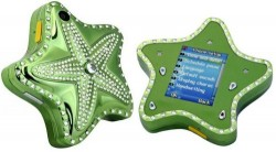 Starfish Diamond cell phone