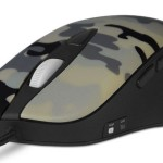 SteelSeries offers limited edition mouse and mouse pad
