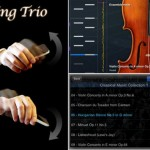 String Trio app turns your iPhone into an air violin