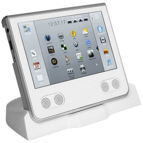 Orange Tabbee Internet tablet