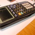 Game Boy hidden in a calculator