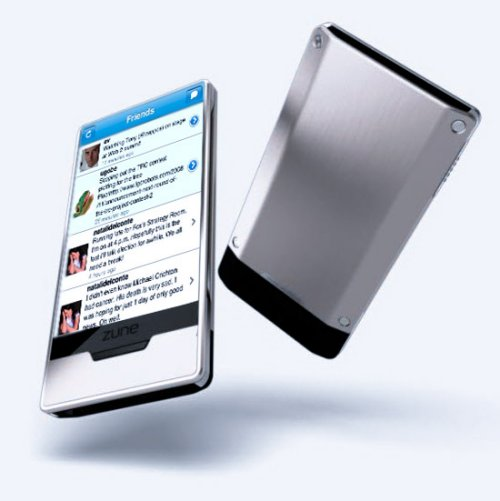 Zune HD Twitter app arrives tomorrow