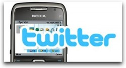 Nokia adds Twitter to messaging app