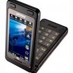 Samsung W799 has dual touchscreen display