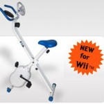 Xercise bike for Wii lets you get fit while gaming