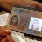 Samsung OLED identity card animates your head