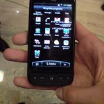 HTC Bravo shows off Android UI