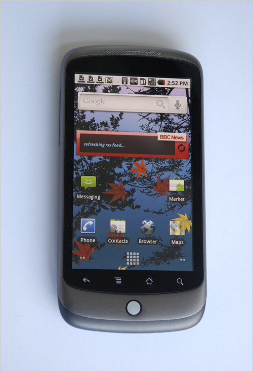HTC Nexus One From Google