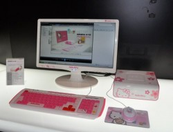 MiNew A10 Hello Kitty Mini-PC available only in Korea