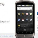 Nexus One from Google officially available