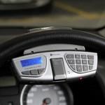 Steering Wheel Bluetooth MP3/FM Car Kit