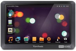 Viewsonic MovieBook VPD550T HD pocket player