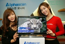 Alphascan Touch Smart W7-220 Monitor