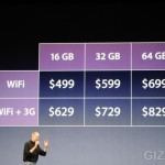Apple iPad's price: Starts at $500, 3G is $130 Extra