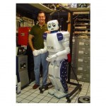 ATOM-7xp humanoid robot is Atom-powered