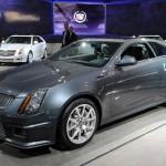 Cadillac debuts 2011 CTS-V coupe