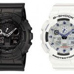 Casio launches GA-100/100A G-Shock watches