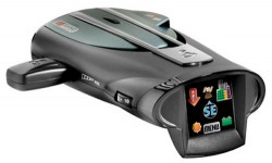 Cobra Radar Detectors, now with color touchscreens