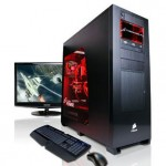 CyberPower Black Mamba gaming PC