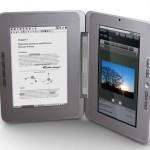 enTourage eDGe dualbook eReader available for preorder