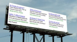 Google may use real-time ads on old billboards in Street View