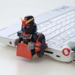 GNO3 Gundam USB flash drive from Bandai Japan