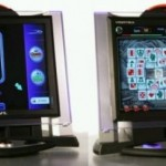 JVL Vortex Touchscreen Countertop Video Game