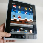 Make your own Lego iPad tablet