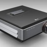 LG CF3D, the worlds first full HD 3D projector