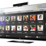 Skype does 720p, makes the leap to LG and Panasonic HDTVs