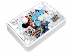 Mad Catz' new moddable fight stick for Wii