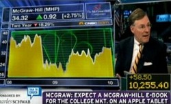 McGraw Hill CEO confirms Apple Tablet