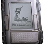 M-Edge announces waterproof case for Kindle