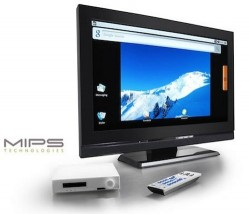 MIPS Technologies unveils world's first Android Set-top Box