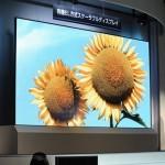 Mitsubishi shows off gigantic OLED display