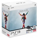 Sony PS3 Michael Jackson This is it Bundle
