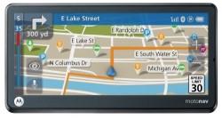 Motorola TN700, TN500 GPS navigators with Google search