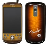 T-Mobile myTouch 3G Fender Special Edition relaunches in April